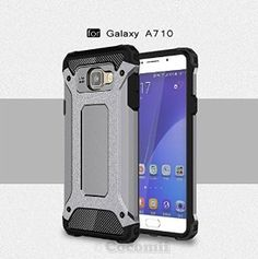 BEST Galaxy A7 2016 Case, Cocomii® [HEAVY DUTY] Commando Case *NEW* [ULTRA BONIC ARMOR] Premium Dustproof Shockproof Bumper - Full-body Rugged Hybrid Protective Cover Bumper Case for Samsung Galaxy A7 2016 • Unique, rugged design with style and the utmost protection • Raised edge around the front lip for face-down protection • Extreme protection from drops and scratches • Unique, aesthetic dustproof design that adds beauty • 5% Off Coupon Code 6BXA7NOZ This Week Only!