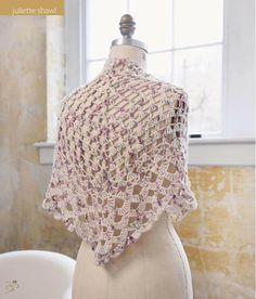 Juliette Shawl,  Creating Crochet Fabric 88.jpg