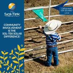 Community involvement is the Sol-Tek Solar difference. We are committed to supporting the civic and charitable functions of our Central Valley neighbors.