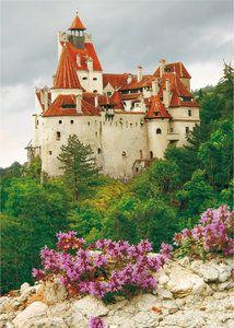 Bran Castle (1000 Piece Puzzle by D-Toys)