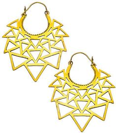 ShopStyle: Karen London Shira Earrings