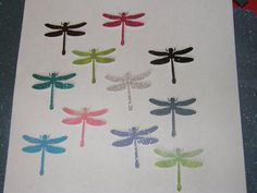 20 Glitter Dragonfly by ang744 on Etsy, $3.50