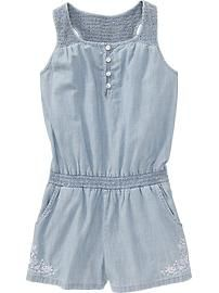 Old Navy | Girls | New Arrivals really cute romper!!