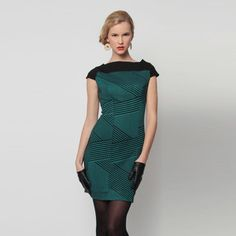Anson Dress Brit Wit, $79, now featured on Fab.