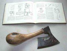 Small hand axe