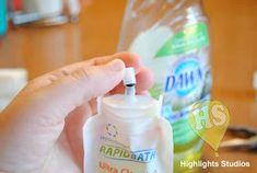 "My ""Betty Crocker"" Moments: DIY Rapid Bath Cartridge Refill! Dog Grooming Tips, Cartridge Refilling, Betty Crocker, Cleaning Hacks, Doggies, Bath, Make It Yourself, Diy, Little Puppies"