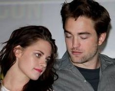 Pictures of Twilight stars Kristen Stewart and Robert Pattinson together.  Can you tell from these pictures whether or not she really loved Rob?