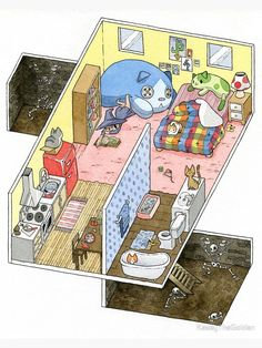 kasey the golden witch house frita Bedroom Drawing, House Drawing, Casa Anime, Witch Room, Arte Indie, Isometric Drawing, Witch House, Cute Drawings, Pixel Art