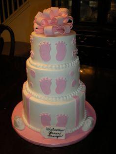 baby shower cake   # Pin++ for Pinterest #