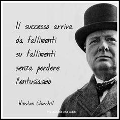 Winston Churchill Citazioni Parole Positive Parole