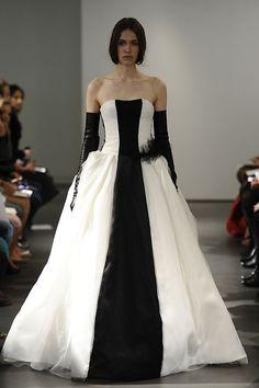 Vera Wang The Spring 2014 bridal collections.