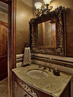 Venetian plaster walls. Bella Villa Design Studio's Design, Pictures, Remodel, Decor and Ideas - page 2
