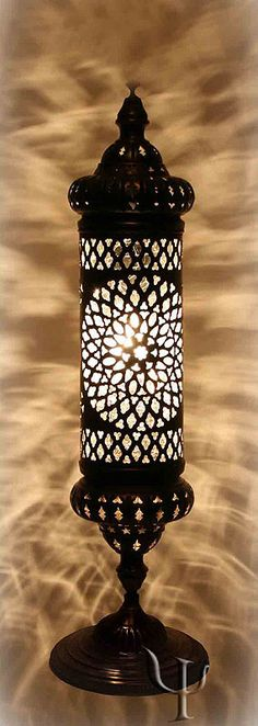 Ottoman Table Lamp | The House of Beccaria#