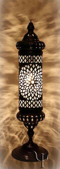 Ottoman Table Lamp