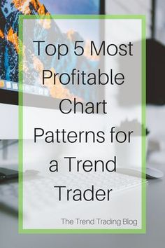Learn The Top 5 Most Profitable Trend Trading Chart Patterns Used