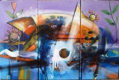 Obra del gran artista Jesús Ovalles,exhibida y vendida en Bahía Redonda Gallery, ubicada en la marina internacional Bahía Redonda, local 26, estado Anzoátegui, Venezuela.