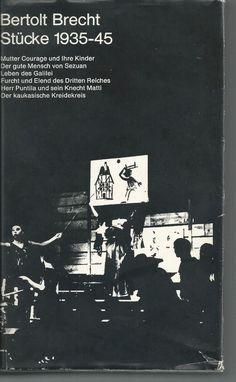 Bertold Brecht Stücke 1935 - 1945