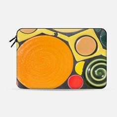 Bright abstract - Macbook Sleeve