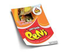 banner food 'pempek'