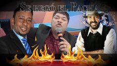 El Pacha Arremete Contra Juan Luis Guerra Y Anthony Santos En El Show Del Mediodía