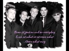 Credit to the Photo and Song Owner(s). Backstreet Boys Lyrics, Boy Celebrities, Song Time, Drew Scott, Derek Hough, Park Shin Hye, Diana Ross, Darren Criss, Sabrina Carpenter