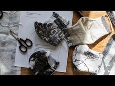 Návod na výrobu roušky - YouTube Face Health, Kitchenette, Diy Mask, Diy Fashion, Sewing Projects, Blog, Youtube, Veils, Household