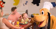 Enjoy casual self-service meals as well as indulgent waiter service experiences at over 100 restaurants with the Disney Dining Plan.