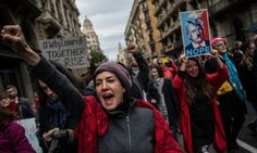 38 Stunning Photos From Women's Marches Around The World | The Huffington Post