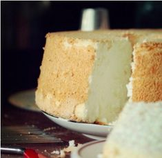 Angel Cake Paris | Eu como sim