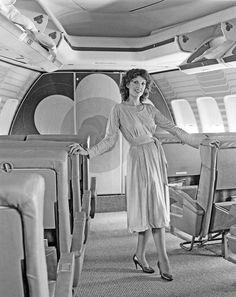 """Braniff Airways Boeing 747 ((16""""x20"""")) Print"""