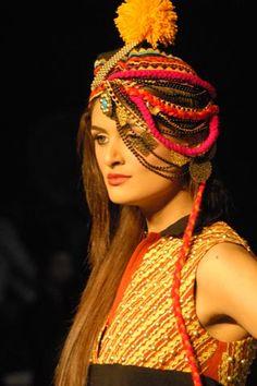 Akif Mahmood's Collection at PFDC Sunsilk Fashion Week Karachi 2010