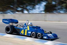Tyrrell P34 Cosworth (P34/8) - YES, 6 wheel 1975 season