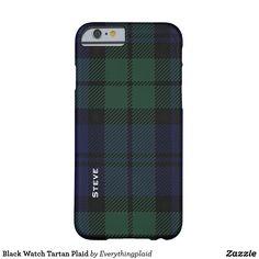 Black Watch Tartan Plaid Barely There iPhone 6 Case Custom Iphone Cases, Cool Iphone 6 Cases, Iphone 6 Plus Case, New Iphone 6, Latest Iphone, Steve Black, Scottish Plaid, Tartan Plaid, Tech Accessories