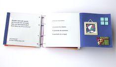 Topipittori: Esperienze / 6: Libri tattili e multisensoriali (seconda parte) Montessori, Education, Quiet Books, Alphabet, Autism, Book, Atelier, Onderwijs, Learning