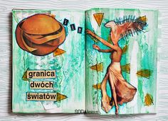 made by Timboctou ► SODAlicious art journal challenge No37