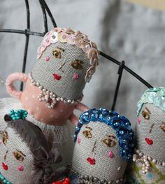 Image of Handmade Dolls