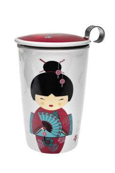 Teaeve Little Geisha double-walled tea mug