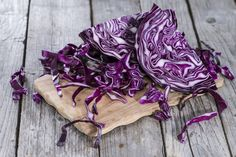 Cabbage is a popular leafy green or purple biennial plant, and its weight can range between 1 to 9 pounds. Pointing out the exact history of cabbage is very hard. Experts say that it was probably domesticated before 1000 BC in Europe. It has been reported that cabbage became a very important food in European cuisine by the middle ages.   http://blog.diabetv.com/diabetes-nutrition-benefits-of-cabbage/