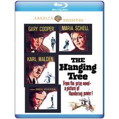 The Hanging Tree - Blu-Ray (Warner Archive Region Free) Release Date: January 23, 2018 (Amazon U.S.)