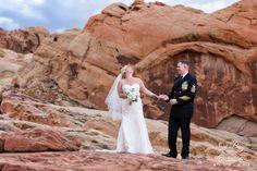 Such joy! #valleyoffirewedding #desertwedding #lasvegaswedding #luvbug #mobilewedding