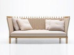 Garden sofa WABI | Garden sofa - Paola Lenti