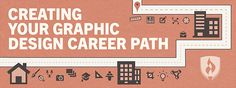 Creating Your Graphic Design Career Path #design #careers #graphicdesign
