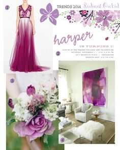 Trends 2014 – Radiant Orchid