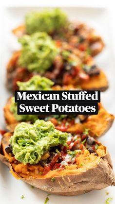 Mexican Food Recipes, Whole Food Recipes, Vegetarian Recipes, Dinner Recipes, Cooking Recipes, Healthy Recipes, Veggie Dishes, Vegetable Recipes, Good Food