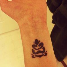 tattoo on wrist buddha symbols tattoo on wrist small buddha tattoo on Buddha Symbol Tattoo, Shiva Tattoo, Buddha Tattoos, Small Buddhist Tattoo, Tattoo Script, Tattoo Quotes, Buddha Symbols, Tatoos, Thigh Tattoos