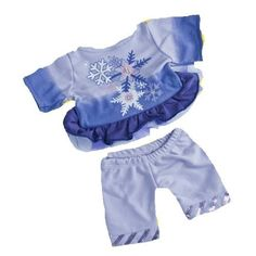 Royal Blue /& White Cheerleader Uniform Teddy Bear Clothes Fits Most 14-18 Build-A-Bear /& Make Your Own Stuffed Animals