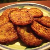 Pumpkin Fritters (Barrigas De Vieja)