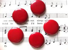 Lovely Reds  by Bindhurani Saju on Etsy