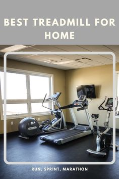 Purchasing a treadmill is the first step to leading a fitter, healthier life. Of course, when purchasing for your home you will need to consider many factors. The size of the treadmill is important, as is its durability – there's no point going as cheap as possible if it will fall apart within six weeks! In this article we will take a look at eight treadmills in search of the best treadmill for home. Marathon, Best Treadmill For Home, Good Treadmills, Falling Apart, Factors, Healthy Life, Search, Healthy Living, Marathons
