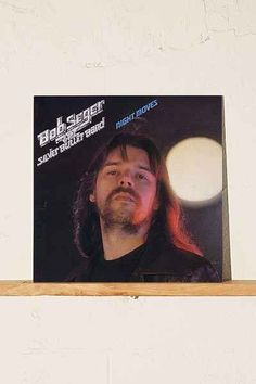 Bob Seger - Night Moves LP